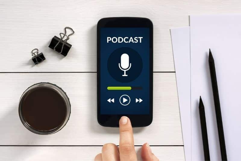 Escritorio podcast