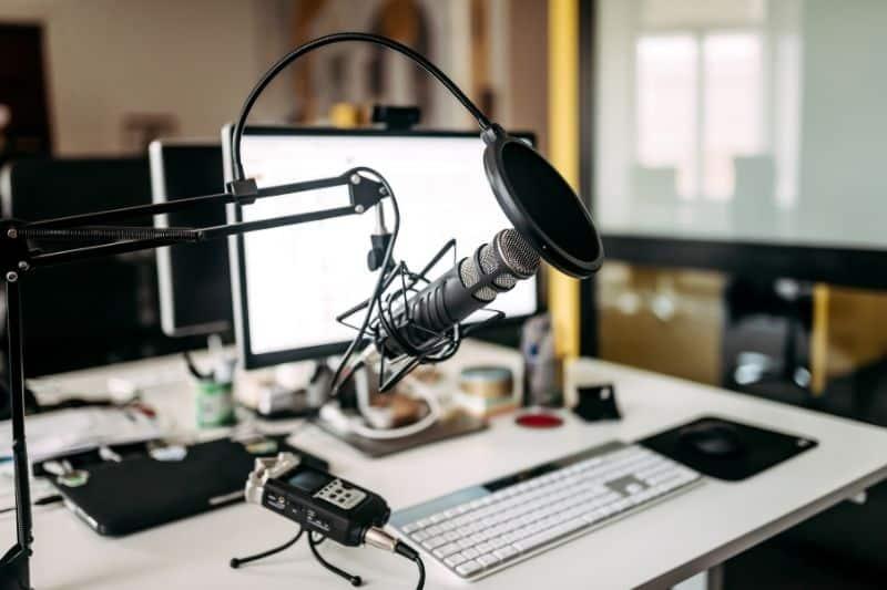 Podcast mesa